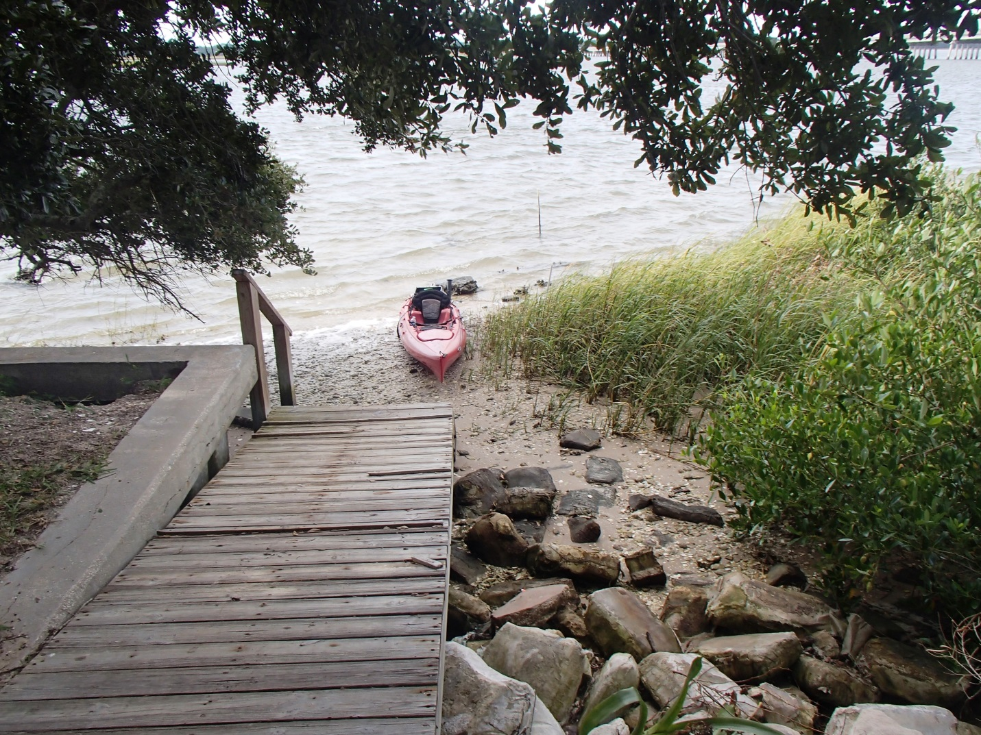Genungs fish camp st augustine kayak anglers for St augustine fishing spots