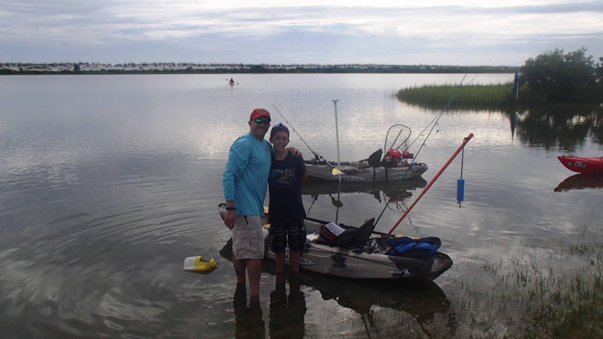 Saint augustine kayak anglers for St augustine fishing spots