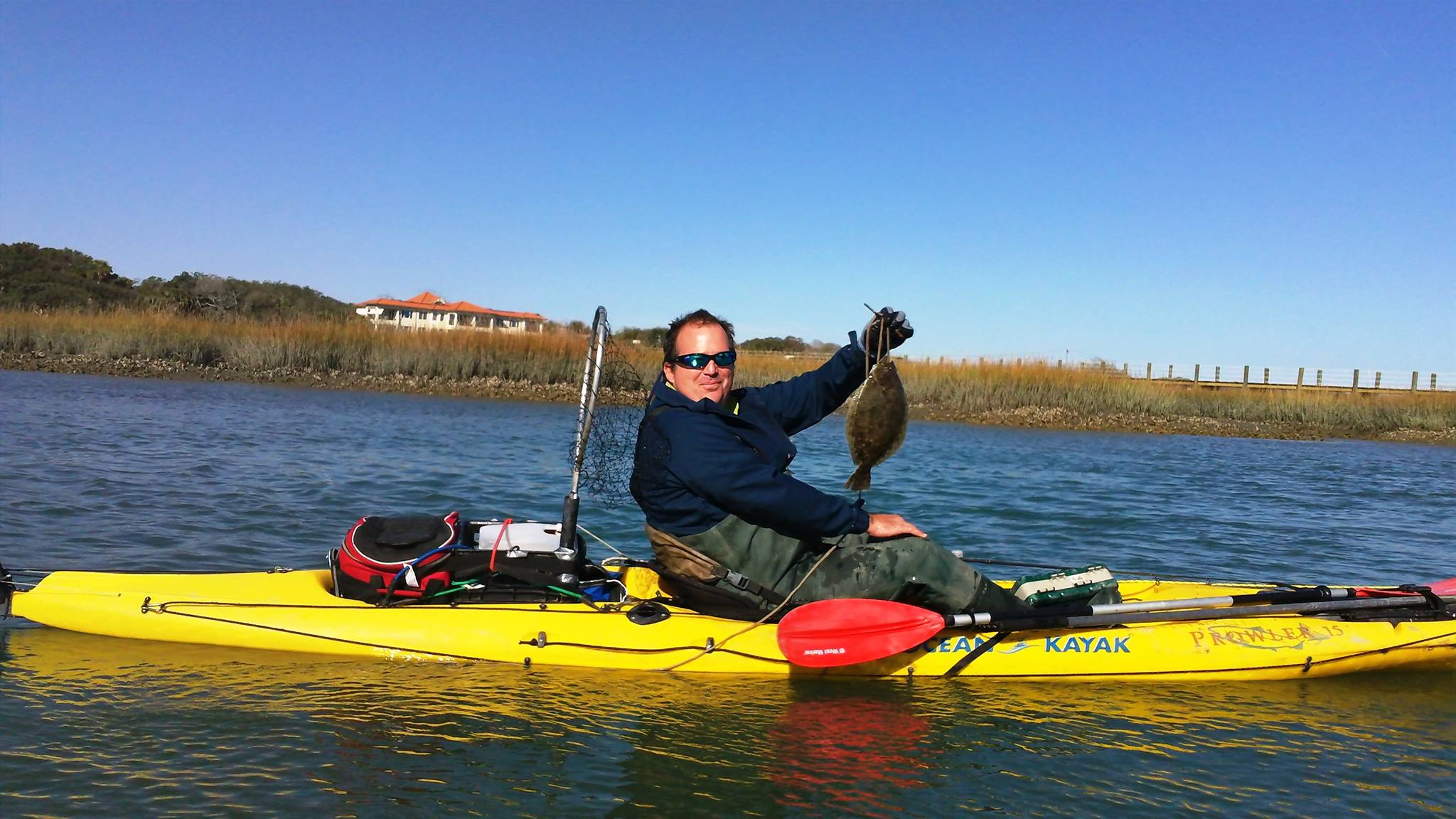 Saint Augustine Kayak Anglers